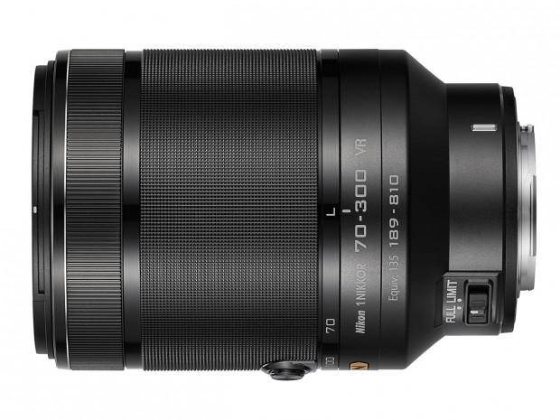 Nikon 1 Nikkor 70-300mm vr lens