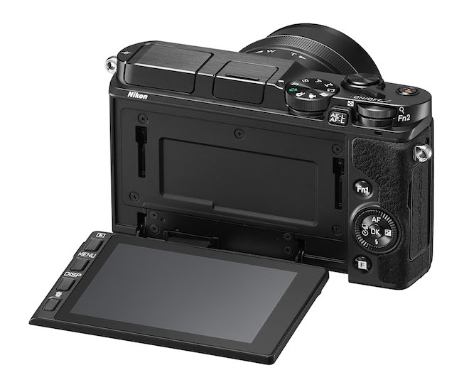 The Nikon 1 V3 mirrorless camera will be announced in several hours
