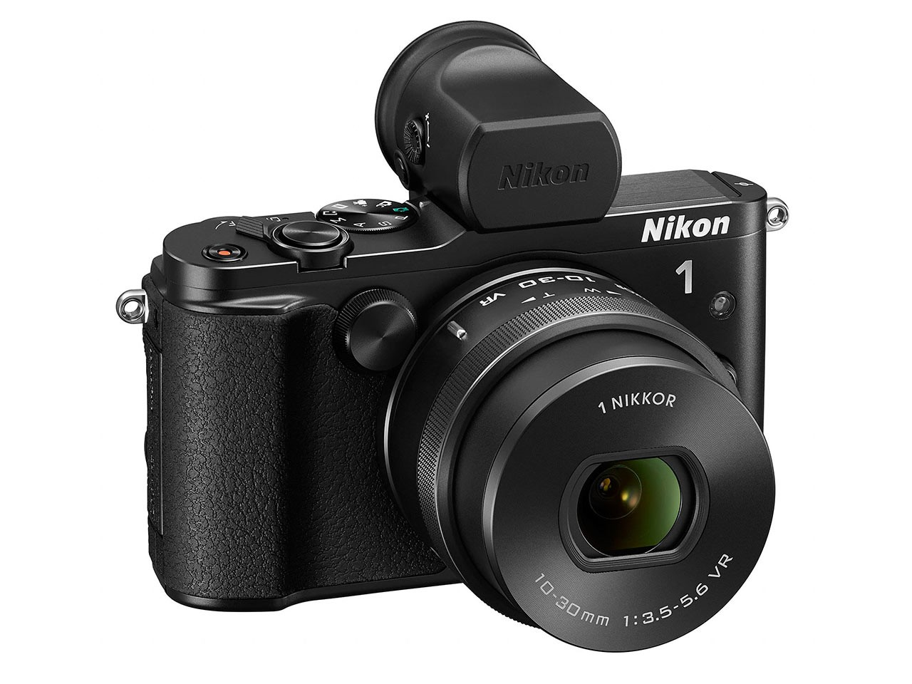 Nikon 1 V3 has just announced today, the price for Nikon 1 V3 with 10