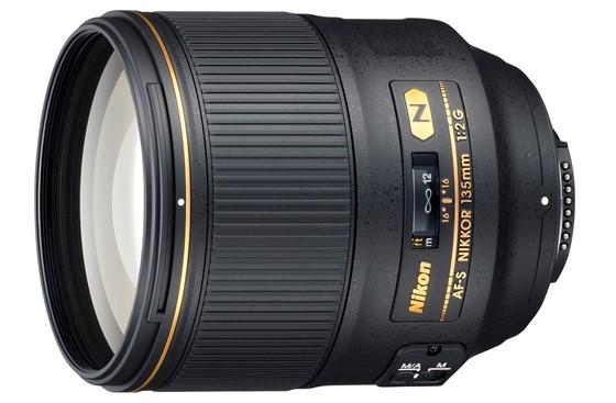 Nikon-AF-S-nikkor 135mm-f2G-lens