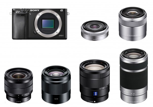 Recommended-lenses-for-Sony-A6000