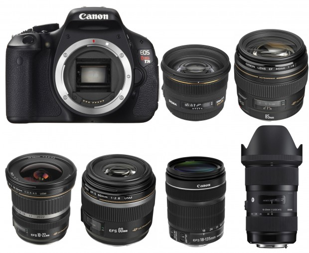 Canon-600D-rebel-t3i-recommended-lenses