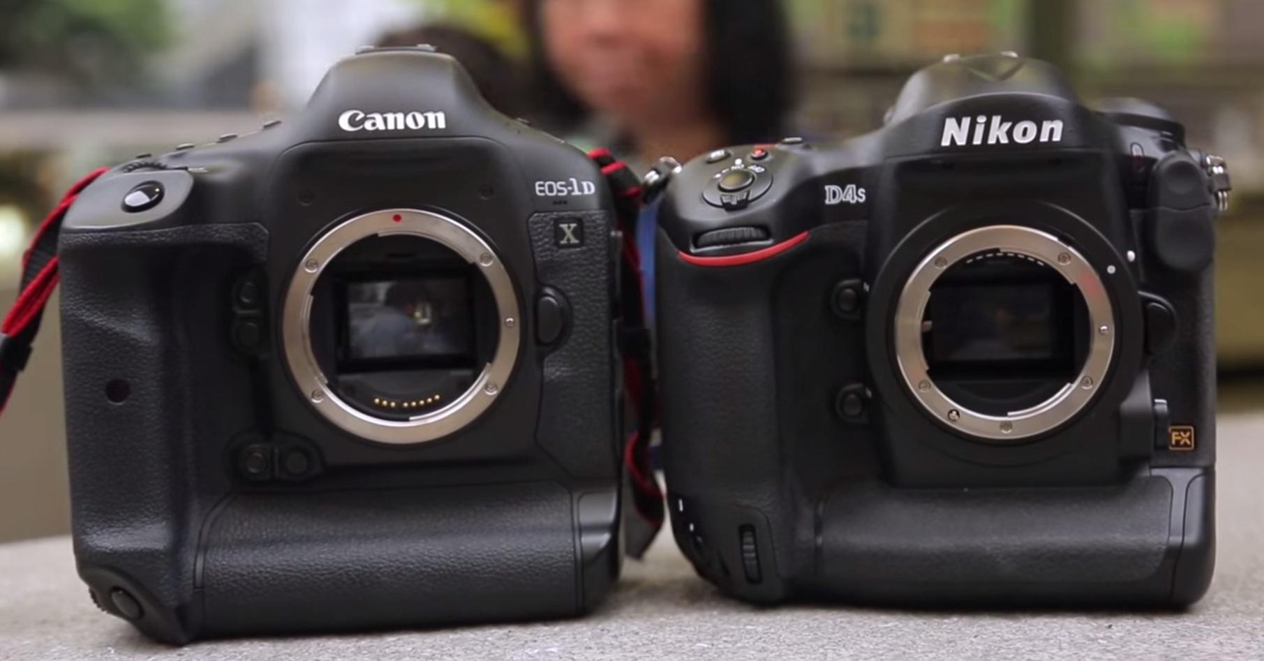 尼康d4s和佳能1dx_Video Review: Nikon D4S Vs. Canon EOS-1D X | Camera News at Cameraegg
