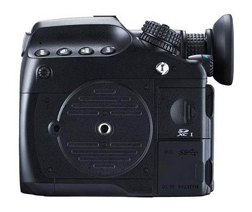 Pentax 645Z side2