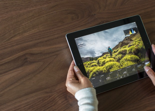 lightroom for mobile ipad