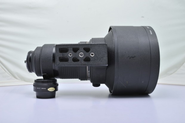 Nikon AI-S Nikkor 300mm f 2 ED IF lens 1