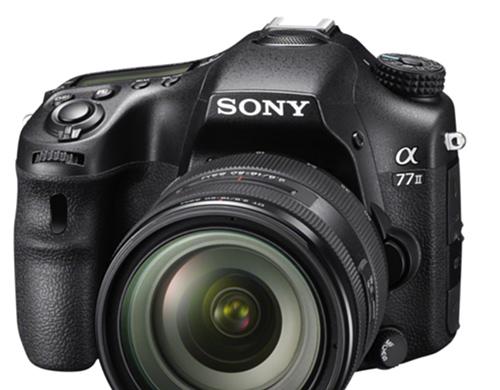 Sony A77 II 1