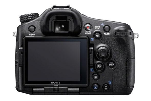 Sony A77 II 3