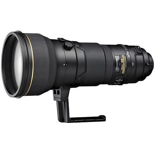 Current Nikon AF-S NIKKOR 400mm f/2.8G ED VR AF Lens