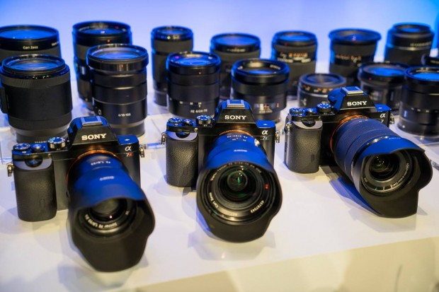 Sony A7 Family FF Mirrorless