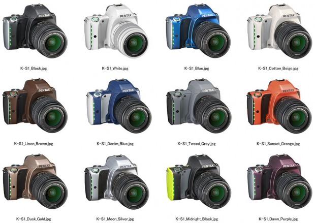 Pentax-K-S1-camera