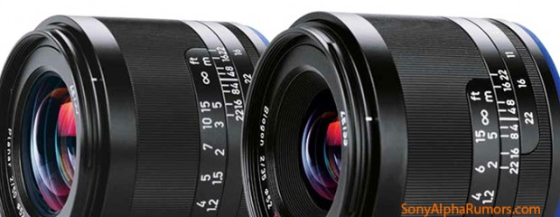zeiss loxia fe lenses