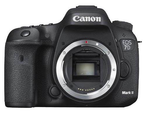Canon EOS 7D Mark II Front