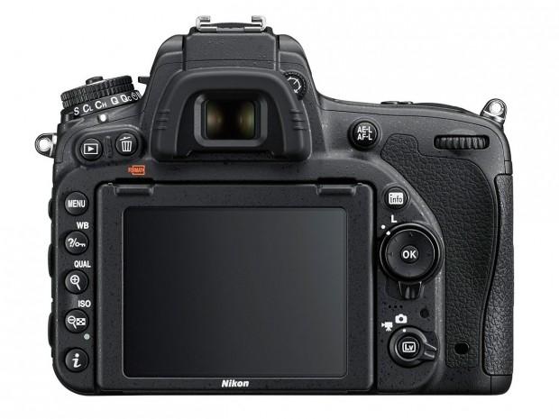 Nikon D750 Back 1