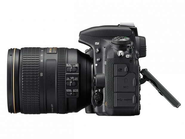 Nikon D750 side 1