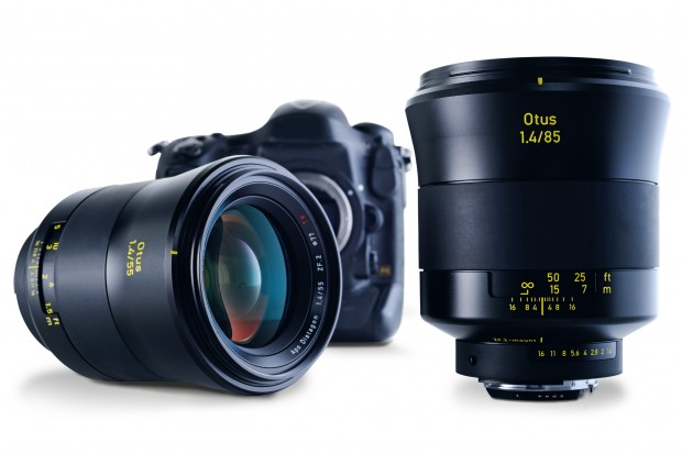 Otus-85mm-f 1.4 ZF lens