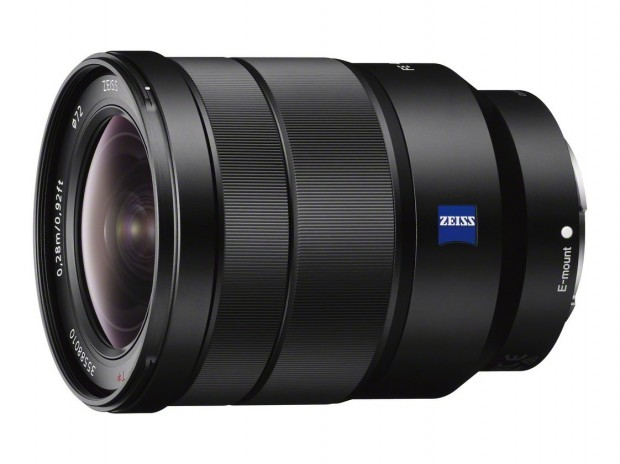 SONY ZEISS fe 16-35mm f4 oss
