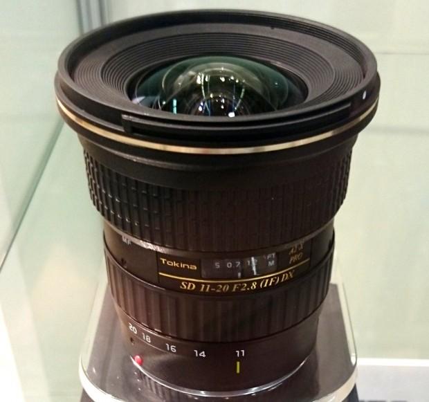 Tokina-11-20mm f 2.8 lens
