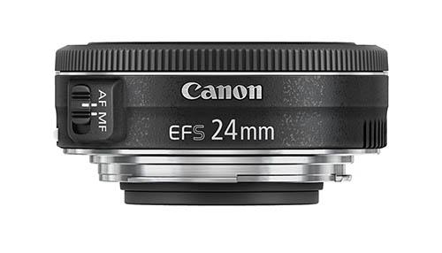 canon ef-s 24mm f2.8 stm pancake lens