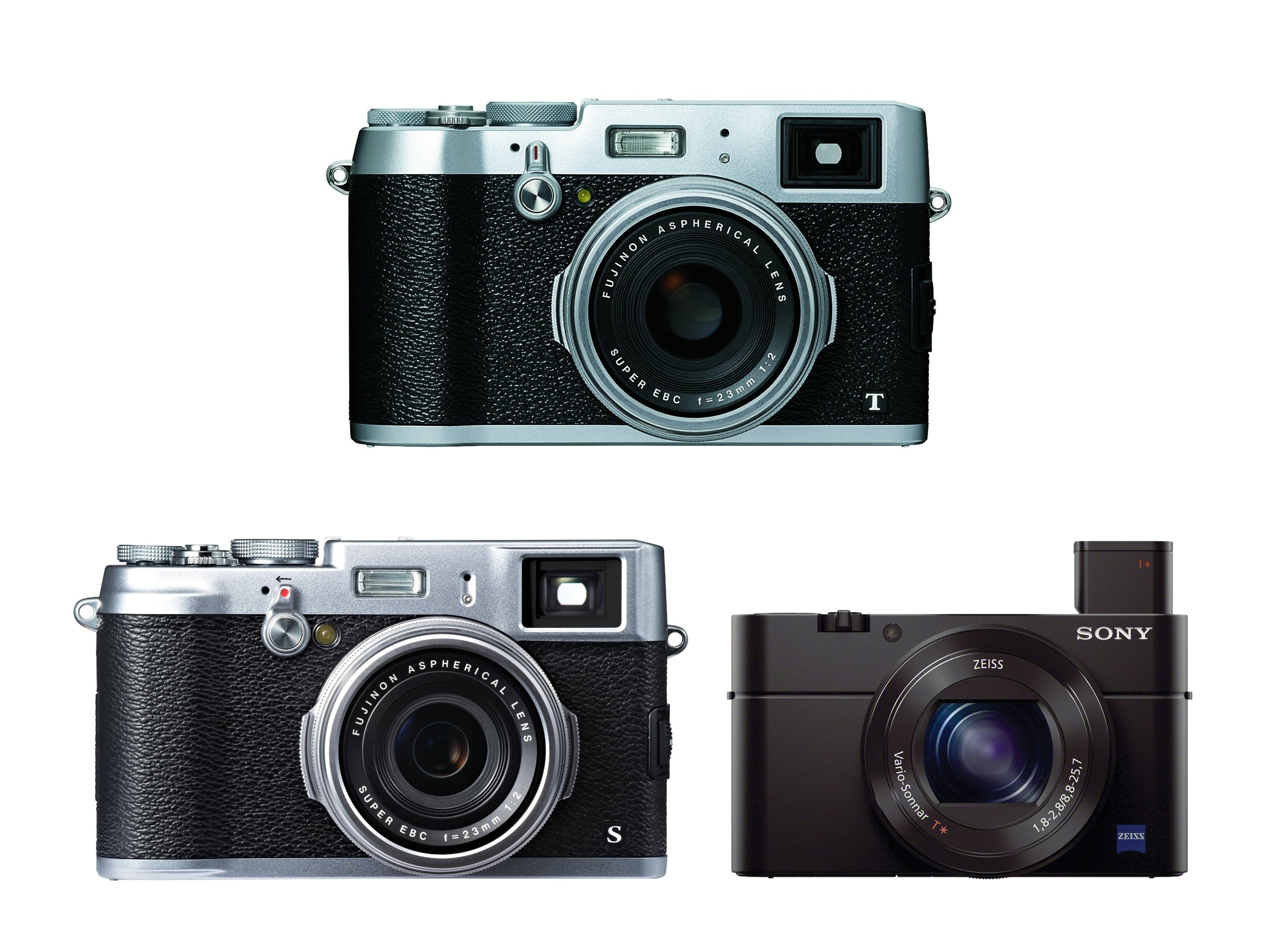 Which is better for me: RX100 III or Fujifilm X100S: Sony ...