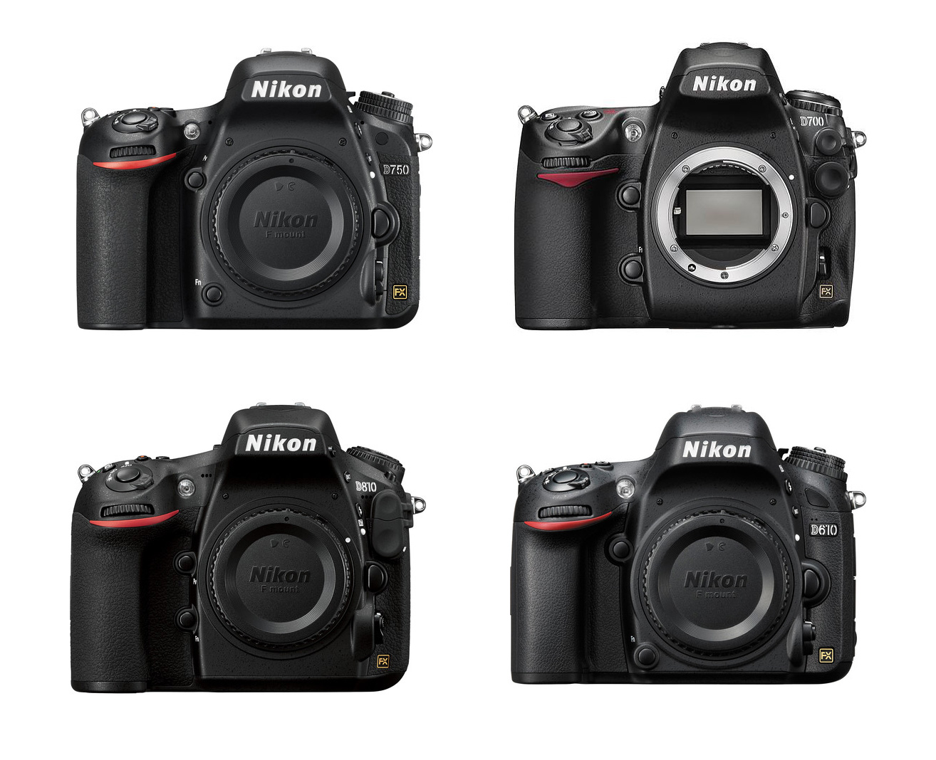 Nikon D700 – Camera News at Cameraegg