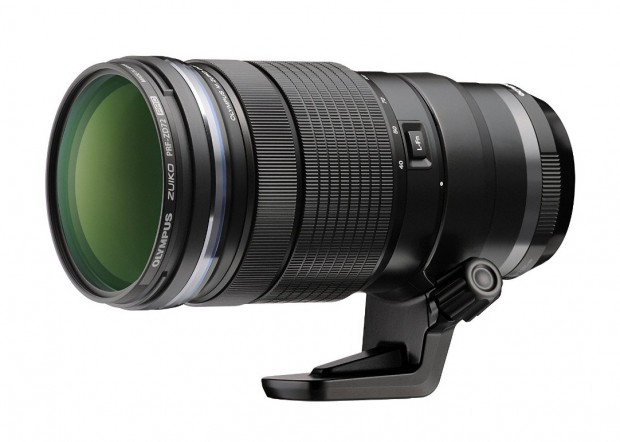 olympus ed 40-150mm f 2.8 pro lens