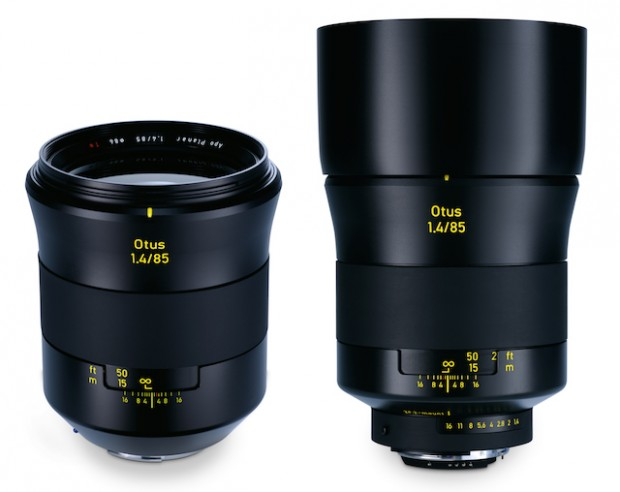 Newest Otus family member from ZEISS continues the success story Zuwachs in der Otus Familie von ZEISS setzt Erfolgsgeschichte fort