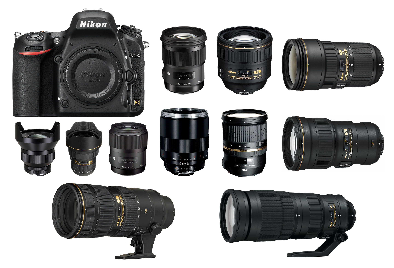 Nikon D3200 For Wedding Photography: Best Lenses For Nikon D750