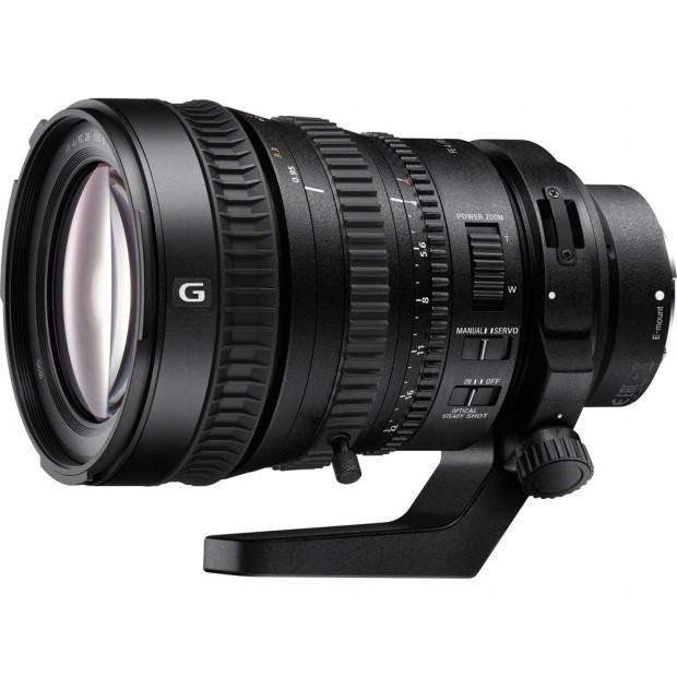 sony fe pz 28 135mm f4g oss lens