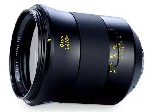 zeiss otus 85 f 1.4 lens