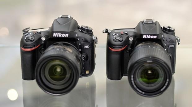 Nikon D610 D7100