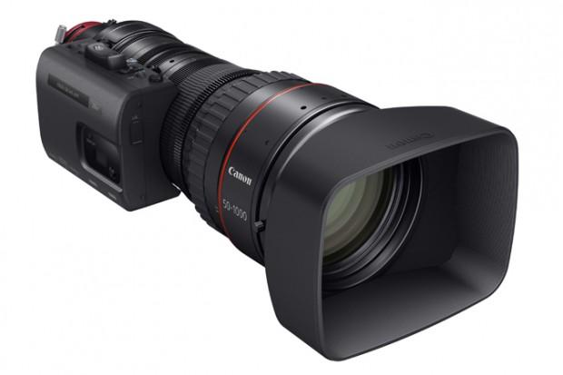 canon cine-servo 50-1000mm t 5.0 8.9 lens
