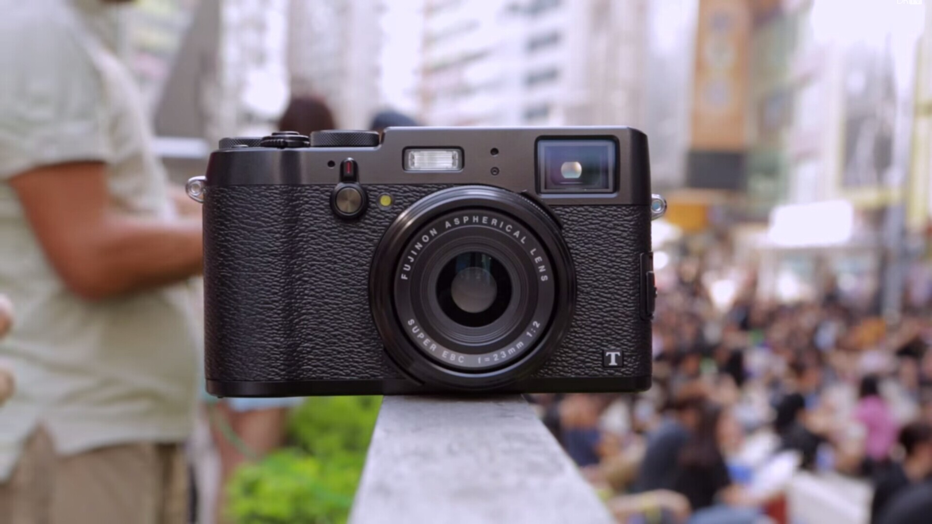 Fujifilm X100F – Camera News at Cameraegg