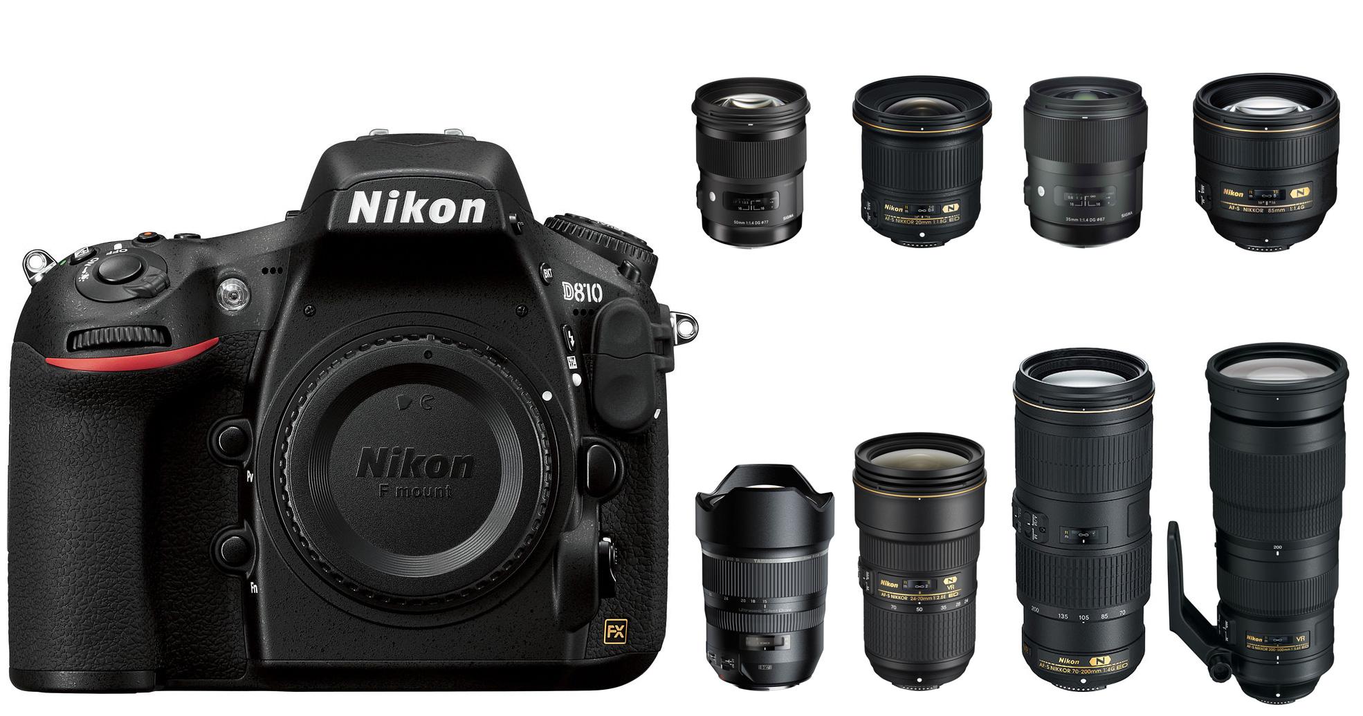 Best Lenses For Nikon D810 Camera News At Cameraegg Sigma 85mm F 14 Ex Dg Hsm