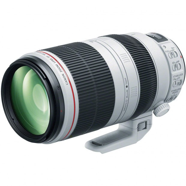 EF 100-400mm f 4.5 5.6 l is ii usm lens