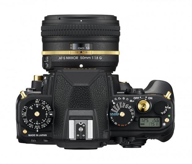 Nikon Df Gold Edition 4