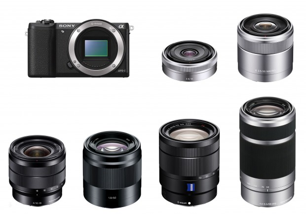 Recommended-lenses-for-Sony-A5000-a5100
