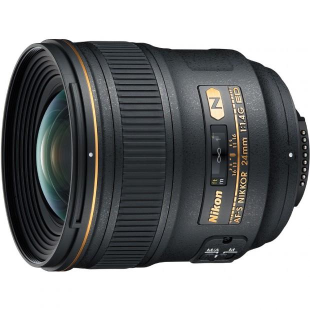af-s nikkor 24mm f 1.4g lens