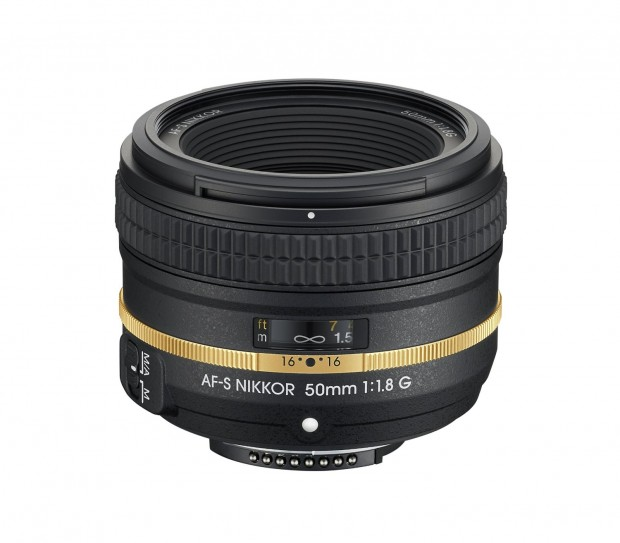 af-s nikkor 50mm f 1.8 gold edition