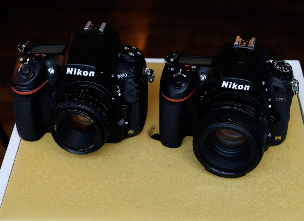 New Firmware Updates for Nikon D810, D750, D500, D7200 and WT-7 now