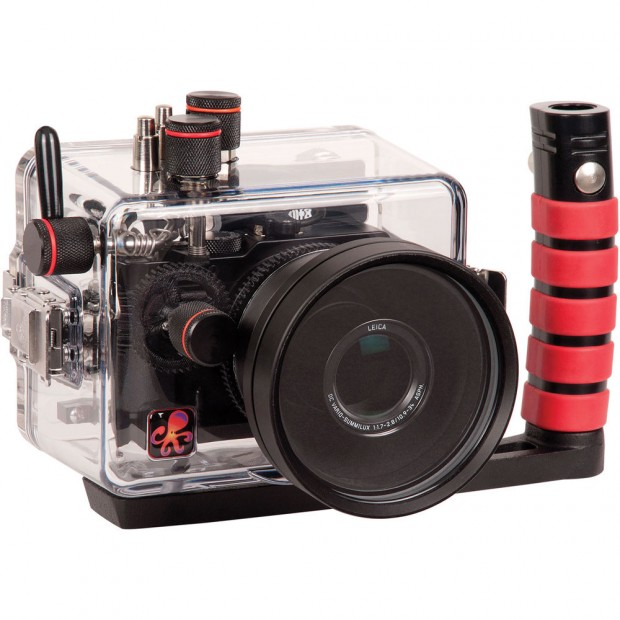 ikelite 6171 underwater housing for panasonic lx100
