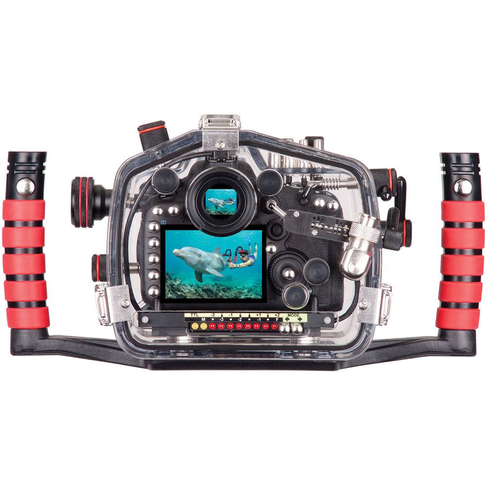 Ikelite Underwater Housing for Canon 7D Mark II Released ...