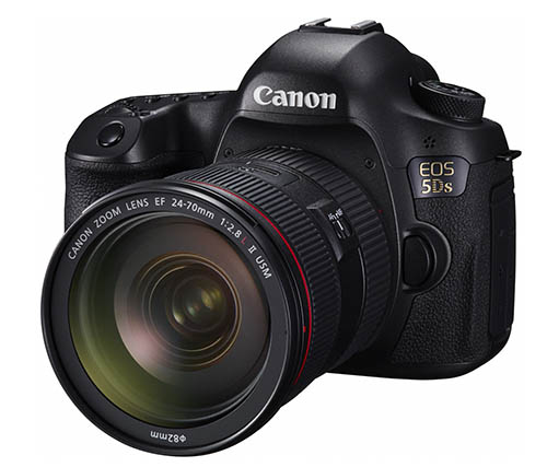 The new Canon EOS 5Ds, to be announced next week.