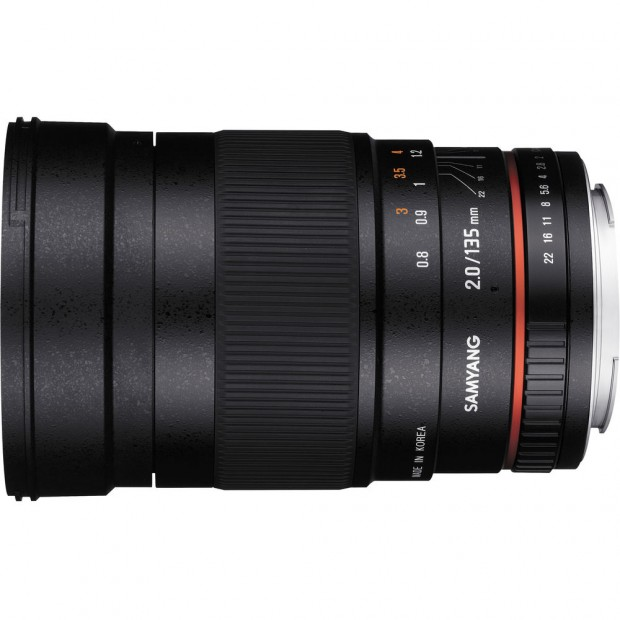 Samyang 135mm f/2.0 ED UMC Lens