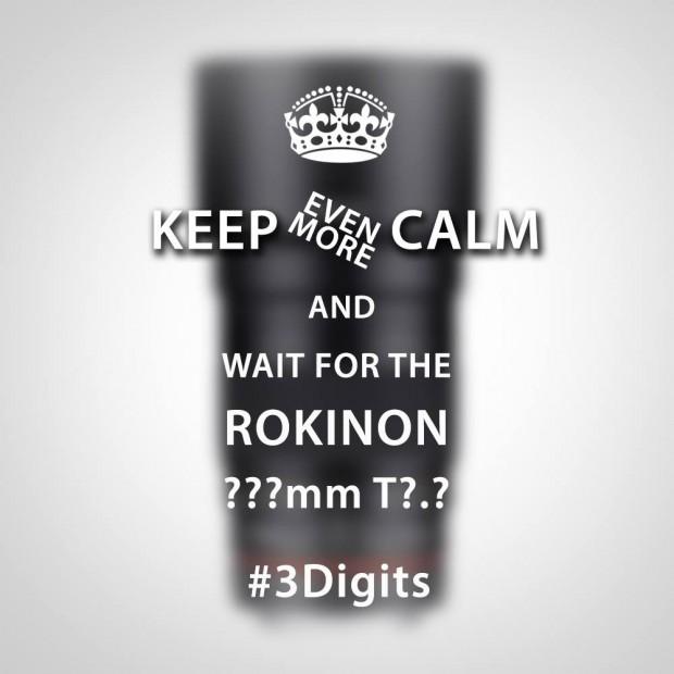 rokinon 135mm lens rumors
