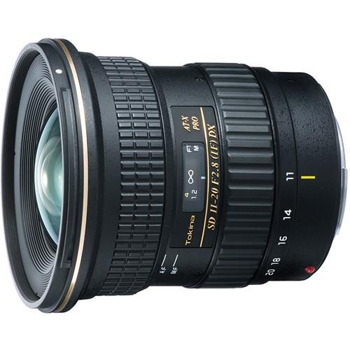 tokina at-x 11-20mm f 2.8 pro dx lens