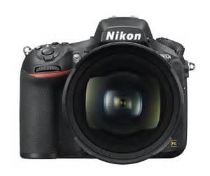Nikon-D810a-DSLR-camera-front