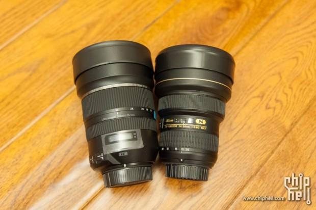 Tamron SP 15-30mm f2.8 Di VC USD Lens