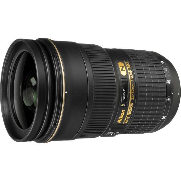 af-s nikkor 24-70mm f 2.8 g ed lens