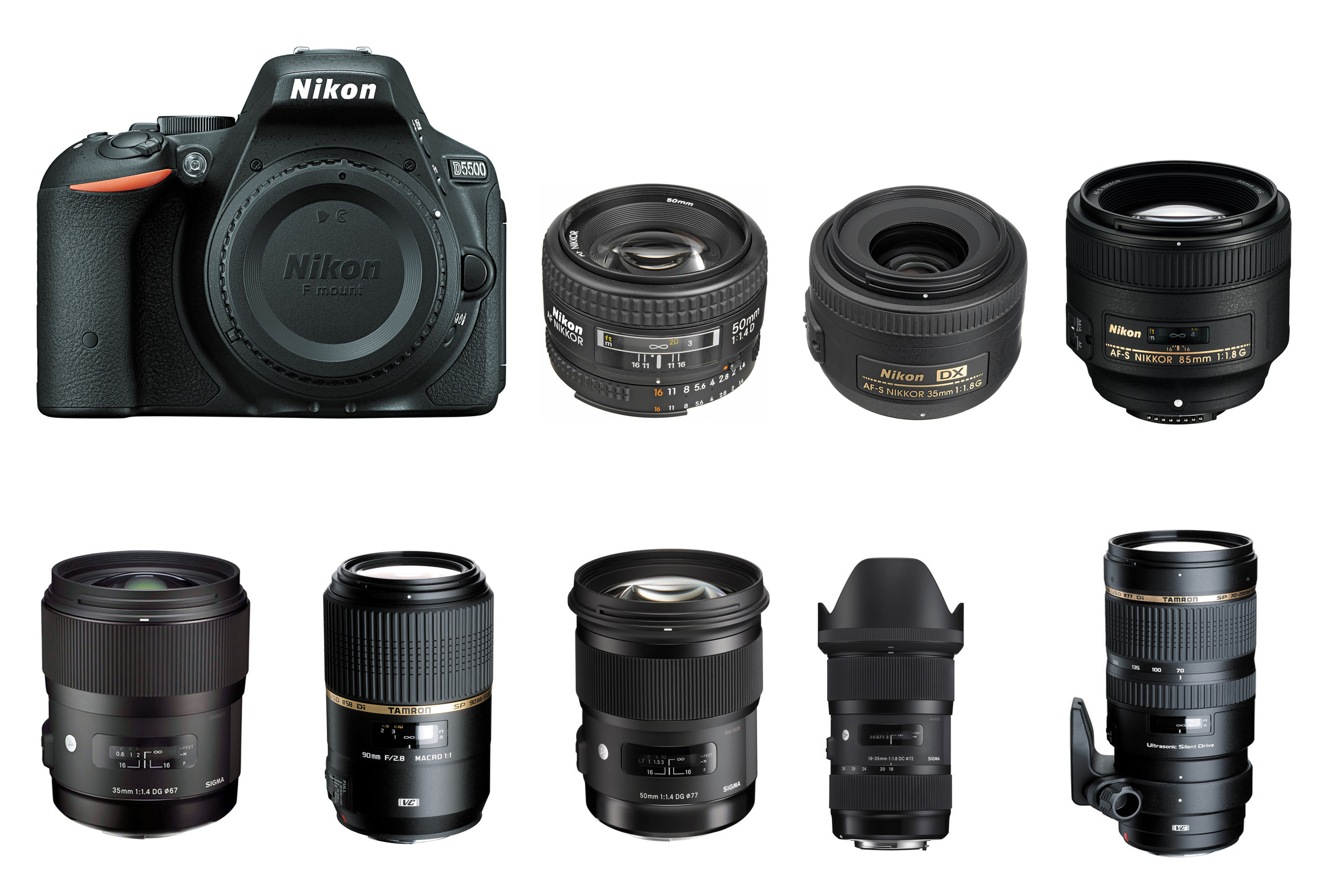 Nikon D5500 Vs D7200 >> Nikon D5500 | Camera News at Cameraegg